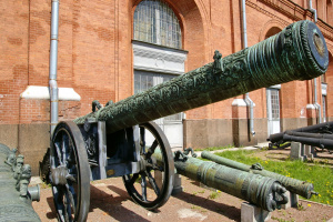 Стрелково-пушечное вооружение