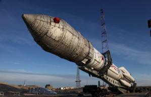 Космические летательные аппараты и разгонные блоки
