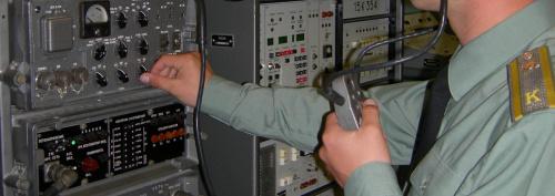 Специальные радиотехнические системы