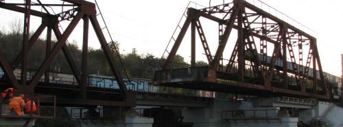 Строительство железных дорог, мостов и транспортных тоннелей