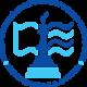 логотип ГУМРФ им. Макарова