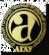 Логотип АГАУ