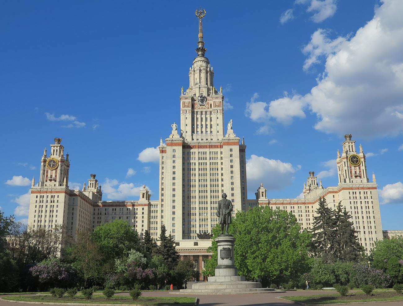 Вузы РФ включены в десятку лучших в мире
