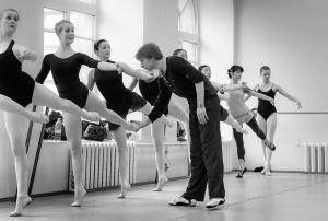 Педагогика балета