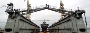 Кораблестроение, океанотехника и системотехника объектов морской инфраструктуры