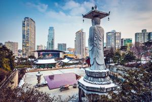 Востоковедение и африканистика: Корейское направление