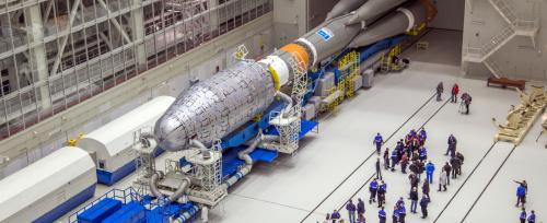 Проектирование, производство и эксплуатация ракет и ракетно-космических комплексов