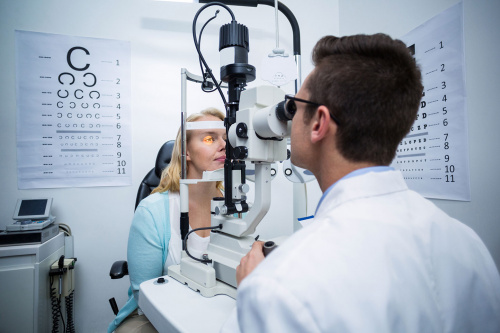 Врач-оптометрист