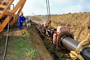 Сооружение и ремонт объектов и систем трубопроводного транспорта