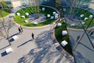 Проектирование городской среды