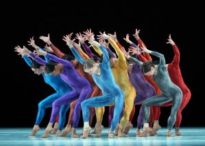 Искусство современного танца