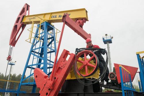 Нефтегазовые техника и технологии