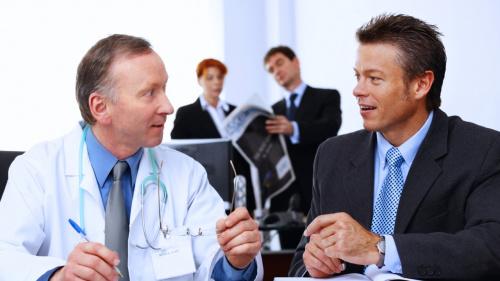 R&D менеджер здравоохранения