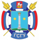 Логотип ГСГУ