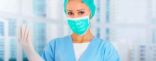 Медицинская сестра (медсестра)