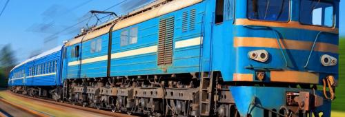 Подвижной состав железных дорог