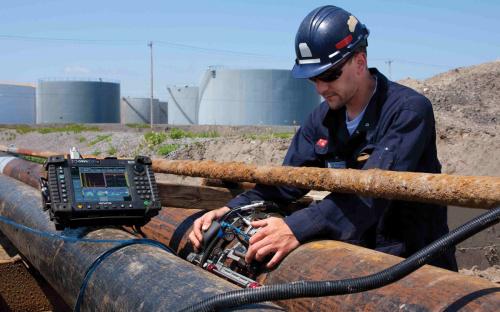 Дефектоскопист нефтепроводов