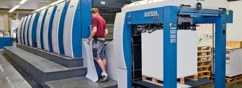 Технология полиграфического и упаковочного производства