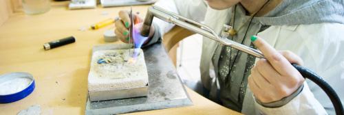 Технология художественной обработки материалов